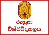 Project Manager, Workshop Engineer - University of Ruhuna