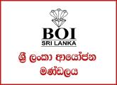 Senior Specialists - Board of Investment of Sri Lanka