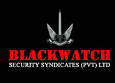 Security Officer - Blackwatch Security Syndicates (Pvt) Ltd
