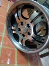 "14"" Deep Dish Alloy Wheels, maruads.lk"