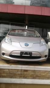 Nissan Leaf Zeo Front Face Cut, maruads.lk