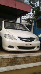 Honda Fit aria GD8 Front Face Cut, maruads.lk