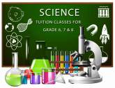 Science Tuition Classes for Grade 6, 7 & 8 Students, maruads.lk