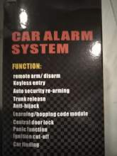 Car Keyless Entry Systems / Security Systems, maruads.lk