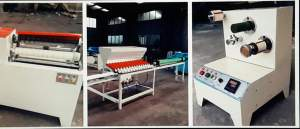 BOPP Stretch film Slitting Machine Line, maruads.lk