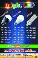 LED Bulbs for Sale, maruads.lk